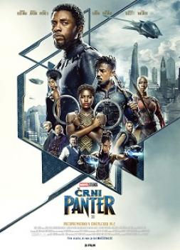 Črni panter (2018)<br><small><i>Black Panther</i></small>