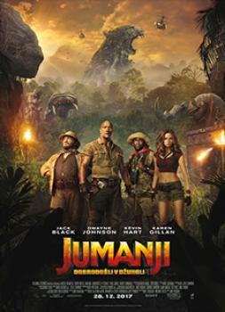 Jumanji: Dobrodošli v džungli (2017)<br><small><i>Jumanji: Welcome to the Jungle</i></small>