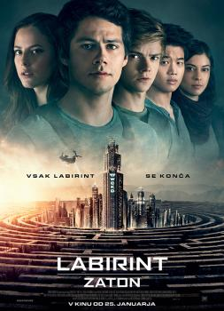 Labirint: Zaton (2018)<br><small><i>Maze Runner: The Death Cure</i></small>