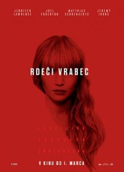Rdeči vrabec (2018)<br><small><i>Red Sparrow</i></small>