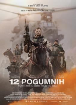 12 Pogumnih (2018)<br><small><i>12 Strong</i></small>