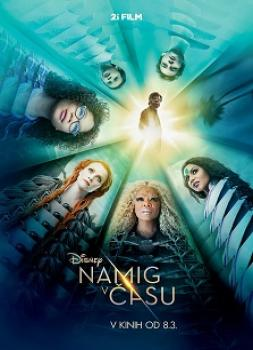 Namig v času (2018)<br><small><i>A Wrinkle in Time</i></small>