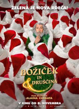 Film - Božiček in druščina