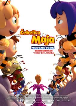 Čebelica Maja: Medene igre (2017)<br><small><i>Maya the Bee: The Honey Games</i></small>