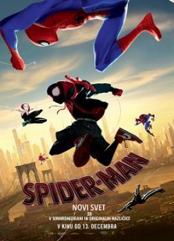 Spider-Man: Novi svet (2018)<br><small><i>Spider-Man: Into the Spider-Verse</i></small>