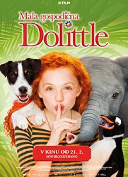 Film - Mala gospodična Dolittle
