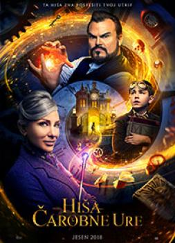 Hiša čarobne ure (2018)<br><small><i>The House with a Clock in its Walls</i></small>
