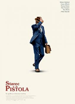 <b>Robert Redford</b><br>Starec in pištola (2018)<br><small><i>Old Man and the Gun</i></small>