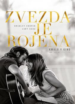 <b>Bradley Cooper</b><br>Zvezda je rojena (2018)<br><small><i>A Star Is Born</i></small>
