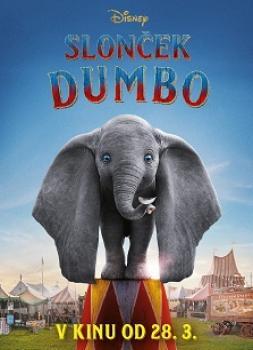 Film - Slonček Dumbo