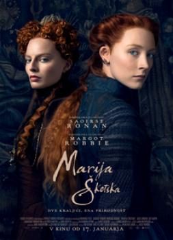 <b>Jenny Shircore, Marc Pilcher, Jessica Brooks</b><br>Marija Škotska (2018)<br><small><i>Mary Queen of Scots</i></small>