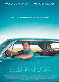 <b>Nick Vallelonga, Brian Currie, Peter Farrelly</b><br>Zelena knjiga (2018)<br><small><i>Green Book</i></small>
