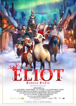 Film - Eliot rešuje Božič