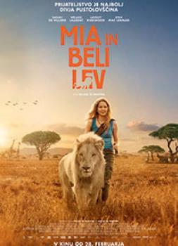 Film - Mia in beli lev