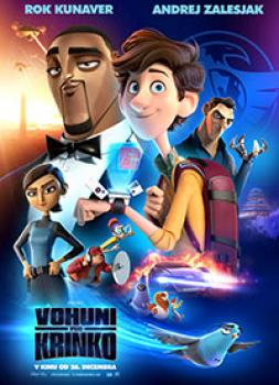 Vohuni pod krinko (2019)<br><small><i>Spies in Disguise</i></small>