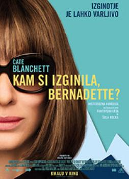 Kam si izginila, Bernadette? (2019)<br><small><i>Where'd You Go, Bernadette</i></small>