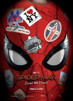 Spider-Man: Daleč od doma (2019)<br><small><i>Spider-Man: Far From Home</i></small>