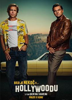 <b>Quentin Tarantino</b><br>Bilo je nekoč ... v Hollywoodu (2019)<br><small><i>Once Upon a Time in Hollywood</i></small>