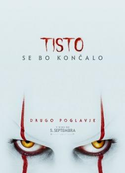 Tisto: Drugo poglavje (2019)<br><small><i>It: Chapter Two</i></small>