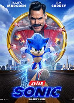 Ježek Sonic (2019)<br><small><i>Sonic the Hedgehog</i></small>