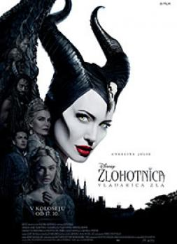 Zlohotnica: Vladarica zla (2019)<br><small><i>Maleficent: Mistress of Evil</i></small>