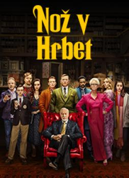 <b>Rian Johnson</b><br>Nož v hrbet (2019)<br><small><i>Knives Out</i></small>