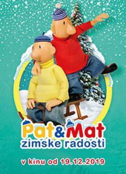 Film - Pat in Mat: Zimske radosti
