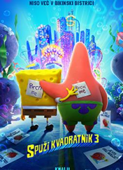 Spuži Kvadratnik 3 (2020)<br><small><i>The SpongeBob Movie: Sponge on the Run</i></small>