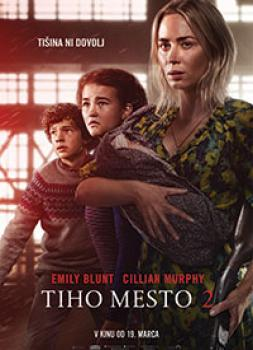 Tiho mesto 2 (2020)<br><small><i>A Quiet Place Part II</i></small>