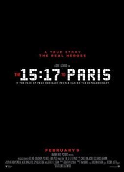 Vlak 15:17 v Pariz (2018)<br><small><i>The 15:17 to Paris</i></small>