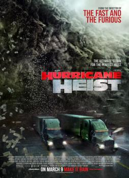 Rop med orkanom (2018)<br><small><i>The Hurricane Heist</i></small>