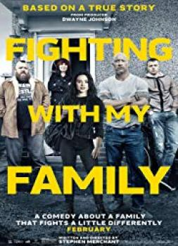 Fighting with My Family (2018)<br><small><i>Fighting with My Family</i></small>