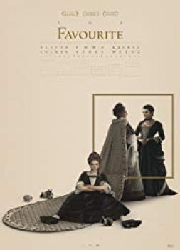 <b>Sandy Powell</b><br>Najljubša (2018)<br><small><i>The Favourite</i></small>