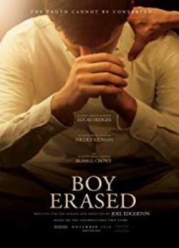 <b>Revelation</b><br>Boy Erased (2018)<br><small><i>Boy Erased</i></small>