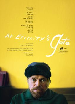 <b>Willem Dafoe</b><br>At Eternity's Gate (2018)<br><small><i>At Eternity's Gate</i></small>