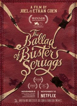 <b>When a Cowboy trades his Spurs for Wings</b><br>The Ballad of Buster Scruggs (2018)<br><small><i>The Ballad of Buster Scruggs</i></small>