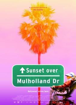 Sunset Over Mulholland Drive