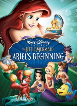 Mala sirena: Arielino djetinjstvo (2008)<br><small><i>The Little Mermaid: Ariel's Beginning</i></small>