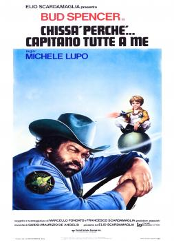 Chissà perché... capitano tutte a me (1980)<br><small><i>Chissà perché... capitano tutte a me</i></small>