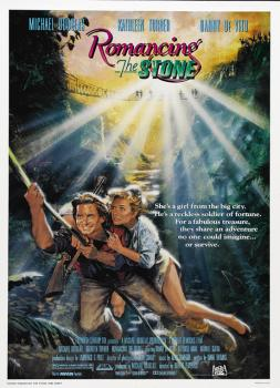 Romancing the Stone (1984)<br><small><i>Romancing the Stone</i></small>