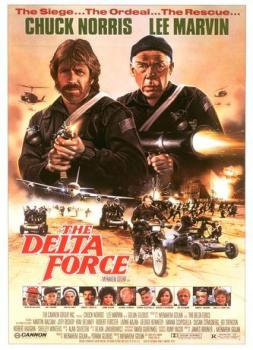 Delta Force (1986)<br><small><i>The Delta Force</i></small>