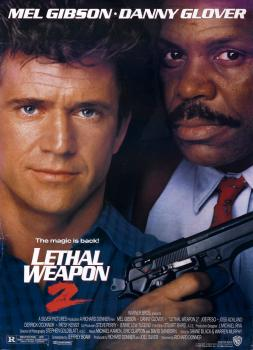 Lethal Weapon 2 (1989)<br><small><i>Lethal Weapon 2</i></small>