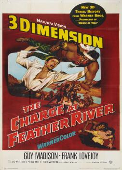 Der brennende Pfeil (1953)<br><small><i>The Charge at Feather River</i></small>