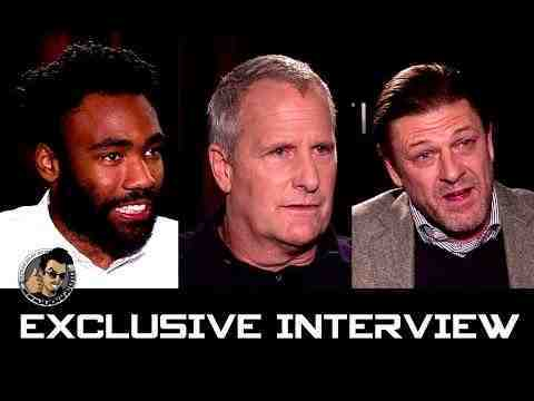 The Martian - Donald Glover, Jeff Daniels & Sean Bean Interview