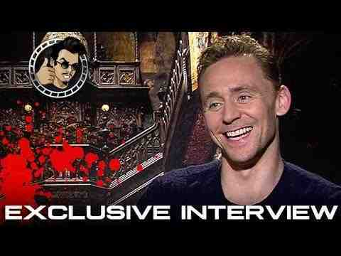 Crimson Peak - Tom Hiddleston Interview