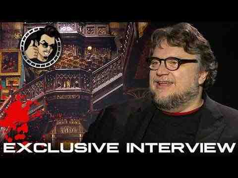 Crimson Peak - Guillermo del Toro Interview