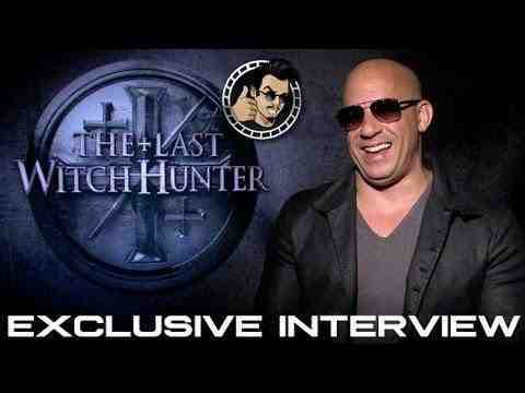 The Last Witch Hunter - Vin Diesel Interview