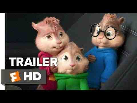 Alvin and the Chipmunks: The Road Chip - trailer 1