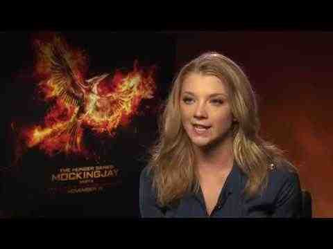 The Hunger Games: Mockingjay - Part 2 - Natalie Dormer Interview