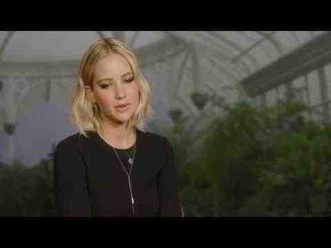 The Hunger Games: Mockingjay - Part 2 - Jennifer Lawrence Interview
